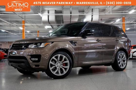 2015 Land Rover Range Rover Sport Autobiography:24 car images available