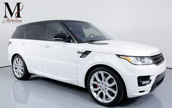 2016 Land Rover Range Rover Sport Autobiography:24 car images available
