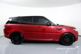 2017 Land Rover Range Rover Sport Autobiography