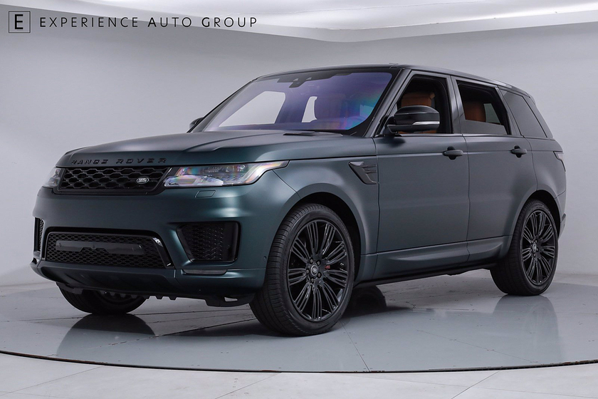 2021 Land Rover Range Rover Sport Autobiography:24 car images available