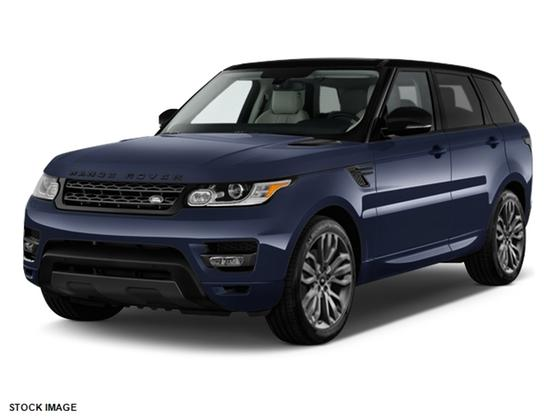 2017 Land Rover Range Rover Sport HSE Dynamic:2 car images available
