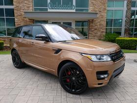 2017 Land Rover Range Rover Sport HSE Dynamic:24 car images available