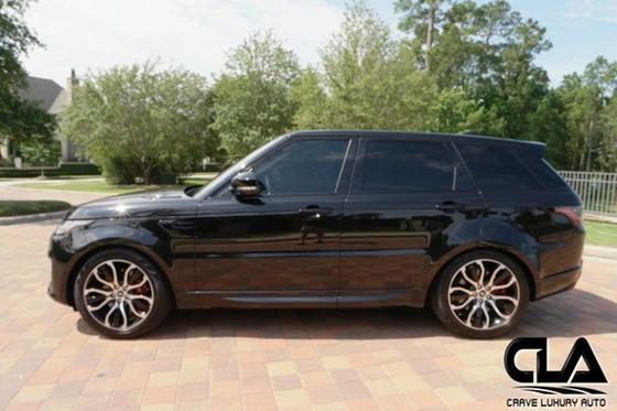 2019 Land Rover Range Rover Sport HSE Dynamic