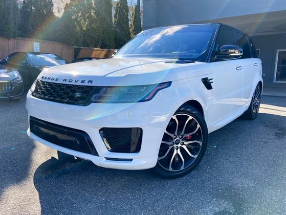 2019 Land Rover Range Rover Sport HSE Dynamic:24 car images available