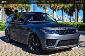 2018 Land Rover Range Rover Sport HSE Dynamic:24 car images available