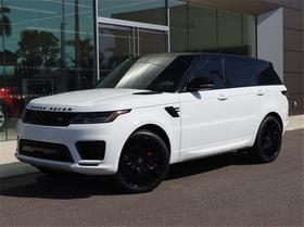 2021 Land Rover Range Rover Sport HSE Dynamic:24 car images available