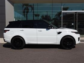 2021 Land Rover Range Rover Sport HSE Dynamic