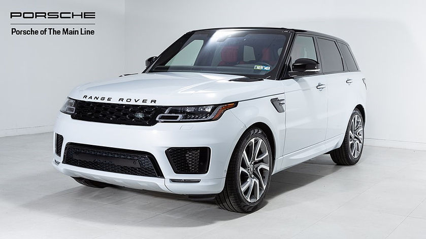 2018 Land Rover Range Rover Sport HSE Dynamic:20 car images available