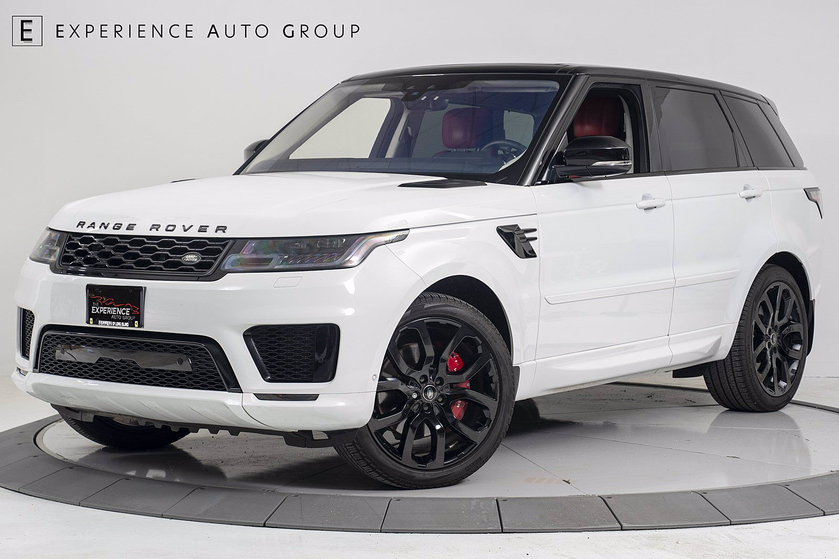 2020 Land Rover Range Rover Sport HSE Dynamic:24 car images available