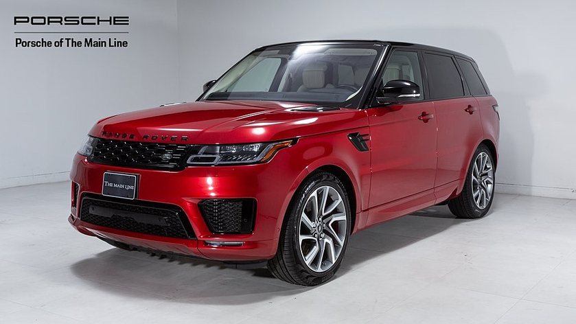 2018 Land Rover Range Rover Sport HSE Dynamic:21 car images available