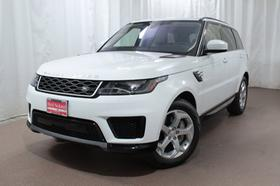 2020 Land Rover Range Rover Sport HSE Td6:19 car images available