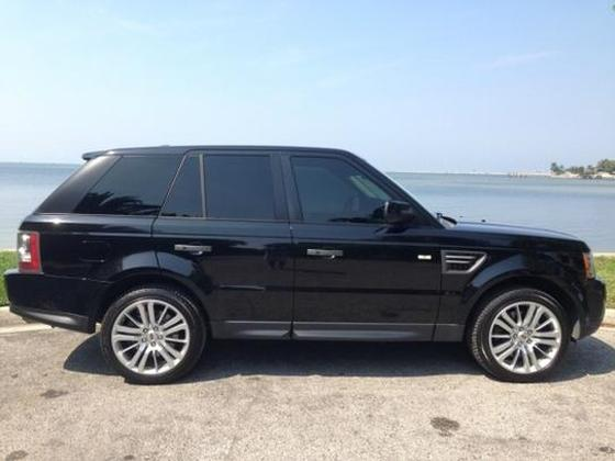 2010 Land Rover Range Rover Sport HSE:5 car images available
