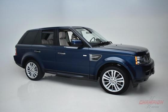 2011 Land Rover Range Rover Sport HSE:21 car images available
