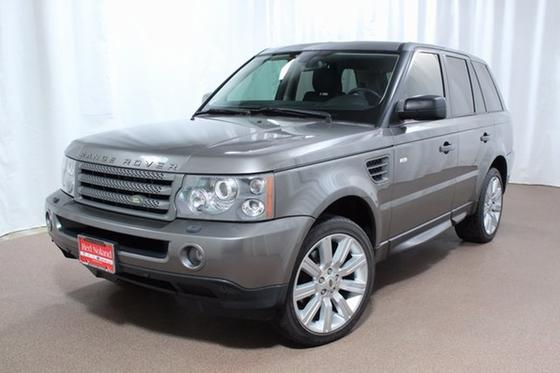 2009 Land Rover Range Rover Sport HSE:21 car images available