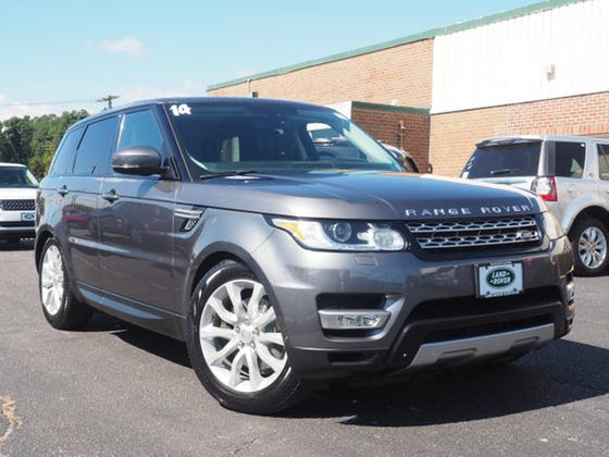 2014 Land Rover Range Rover Sport HSE:20 car images available