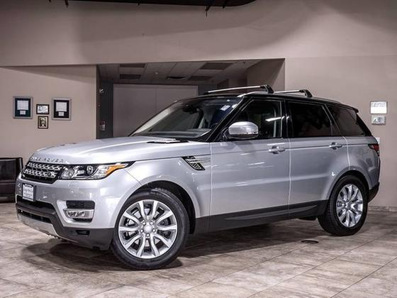 2016 Land Rover Range Rover Sport HSE:24 car images available