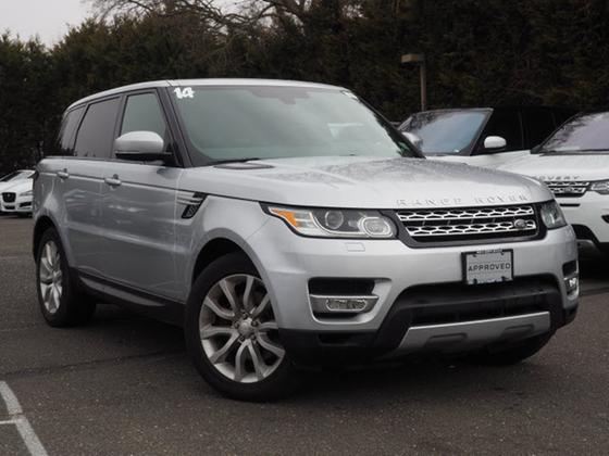 2014 Land Rover Range Rover Sport HSE:21 car images available