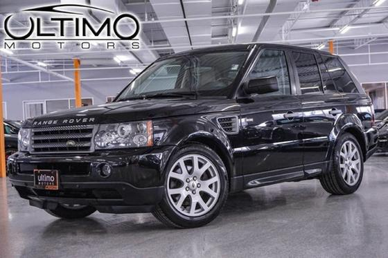 2009 Land Rover Range Rover Sport HSE:24 car images available