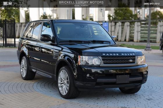 2011 Land Rover Range Rover Sport HSE:24 car images available