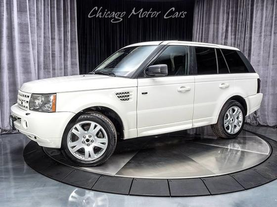 2006 Land Rover Range Rover Sport HSE:24 car images available