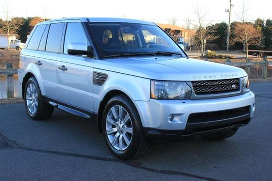 2010 Land Rover Range Rover Sport HSE:24 car images available