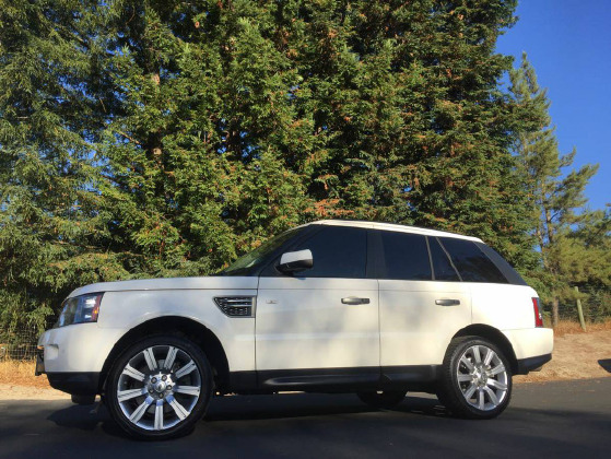 2010 Land Rover Range Rover Sport HSE:4 car images available