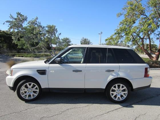 2009 Land Rover Range Rover Sport HSE:19 car images available