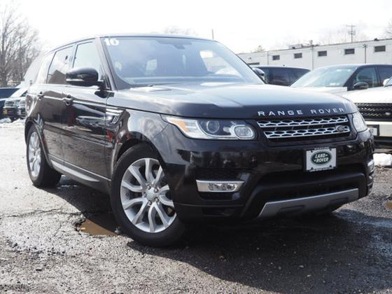 2016 Land Rover Range Rover Sport HSE:22 car images available