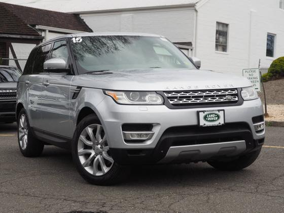 2015 Land Rover Range Rover Sport HSE:21 car images available