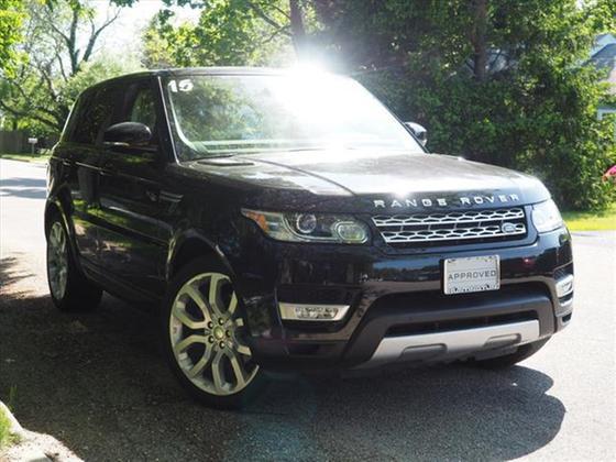 Range Rover Huntington >> 2015 Land Rover Range Rover Sport Hse For Sale In Huntington