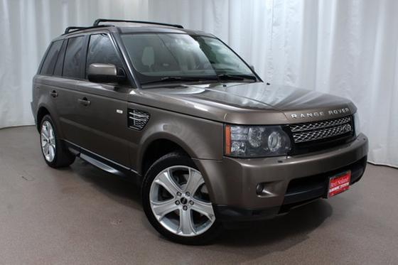 2012 Land Rover Range Rover Sport HSE:24 car images available