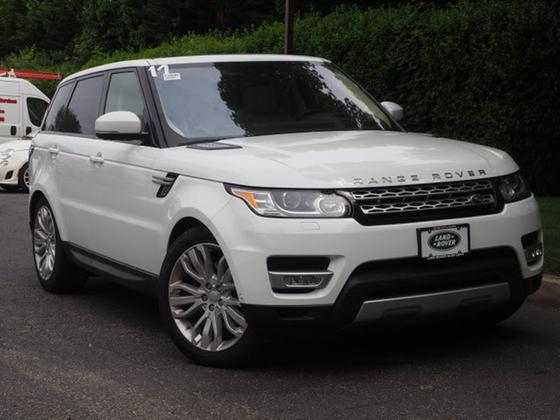 2017 Land Rover Range Rover Sport HSE:23 car images available