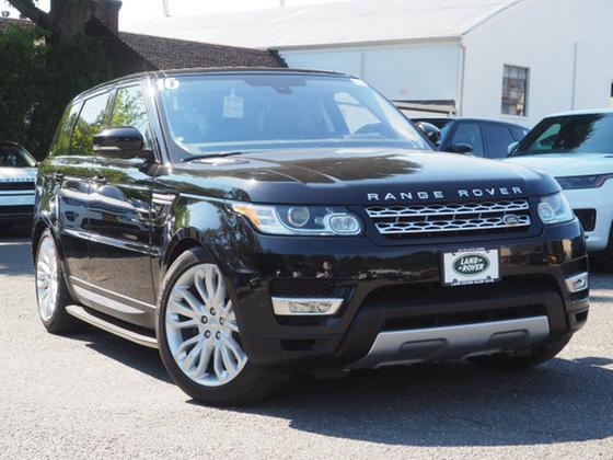 2016 Land Rover Range Rover Sport HSE:23 car images available