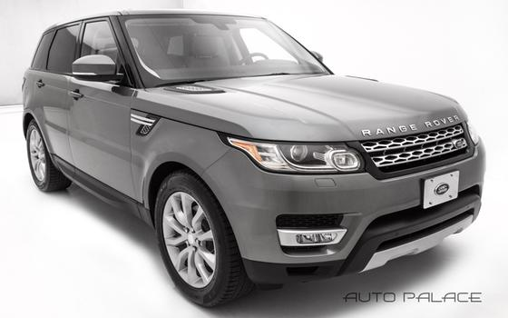 2015 Land Rover Range Rover Sport HSE:24 car images available