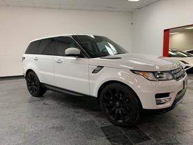 2015 Land Rover Range Rover Sport HSE:22 car images available