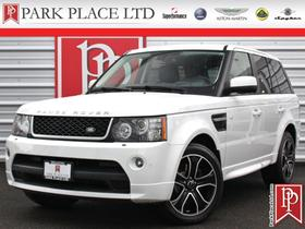2013 Land Rover Range Rover Sport HSE:24 car images available