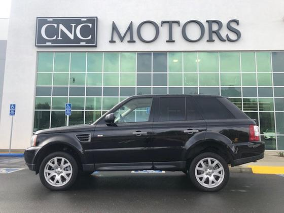 2009 Land Rover Range Rover Sport HSE:10 car images available