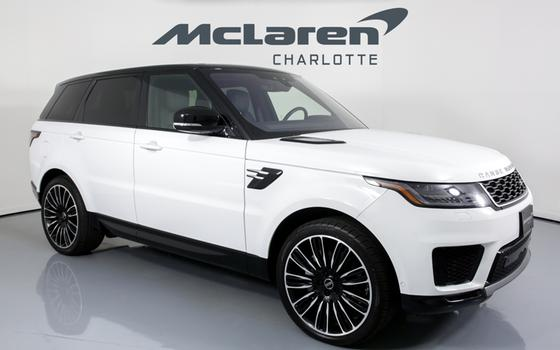 2018 Land Rover Range Rover Sport HSE:24 car images available