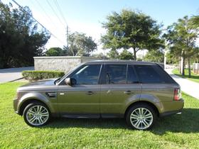 2011 Land Rover Range Rover Sport HSE:18 car images available