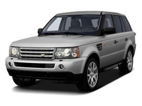2009 Land Rover Range Rover Sport HSE : Car has generic photo