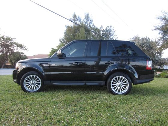2012 Land Rover Range Rover Sport HSE:17 car images available