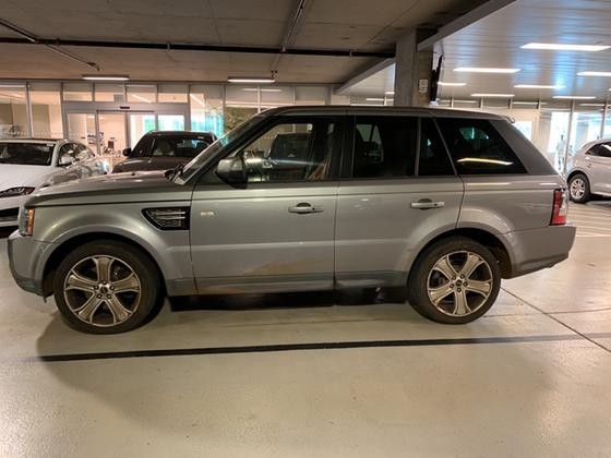 2012 Land Rover Range Rover Sport HSE:4 car images available