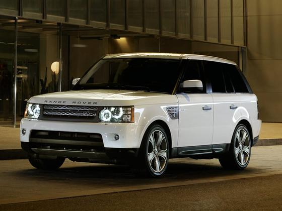 2011 Land Rover Range Rover Sport HSE : Car has generic photo