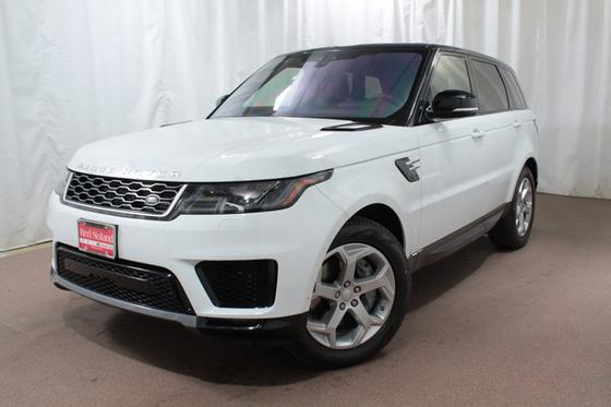 2020 Land Rover Range Rover Sport HSE:19 car images available
