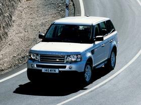 2007 Land Rover Range Rover Sport HSE : Car has generic photo