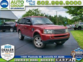 2006 Land Rover Range Rover Sport HSE:17 car images available