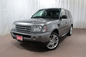 2009 Land Rover Range Rover Sport HSE:22 car images available