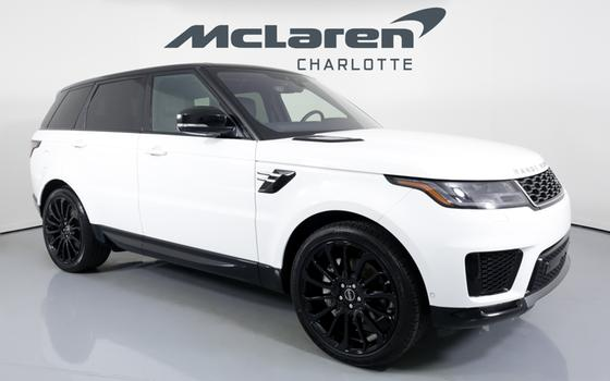 2019 Land Rover Range Rover Sport HSE:24 car images available