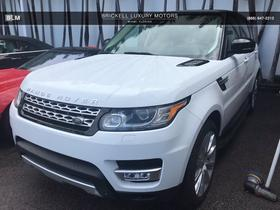 2015 Land Rover Range Rover Sport HSE:8 car images available