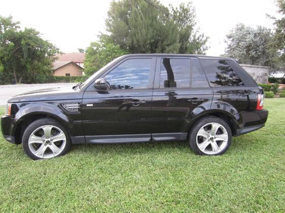 2012 Land Rover Range Rover Sport HSE:18 car images available